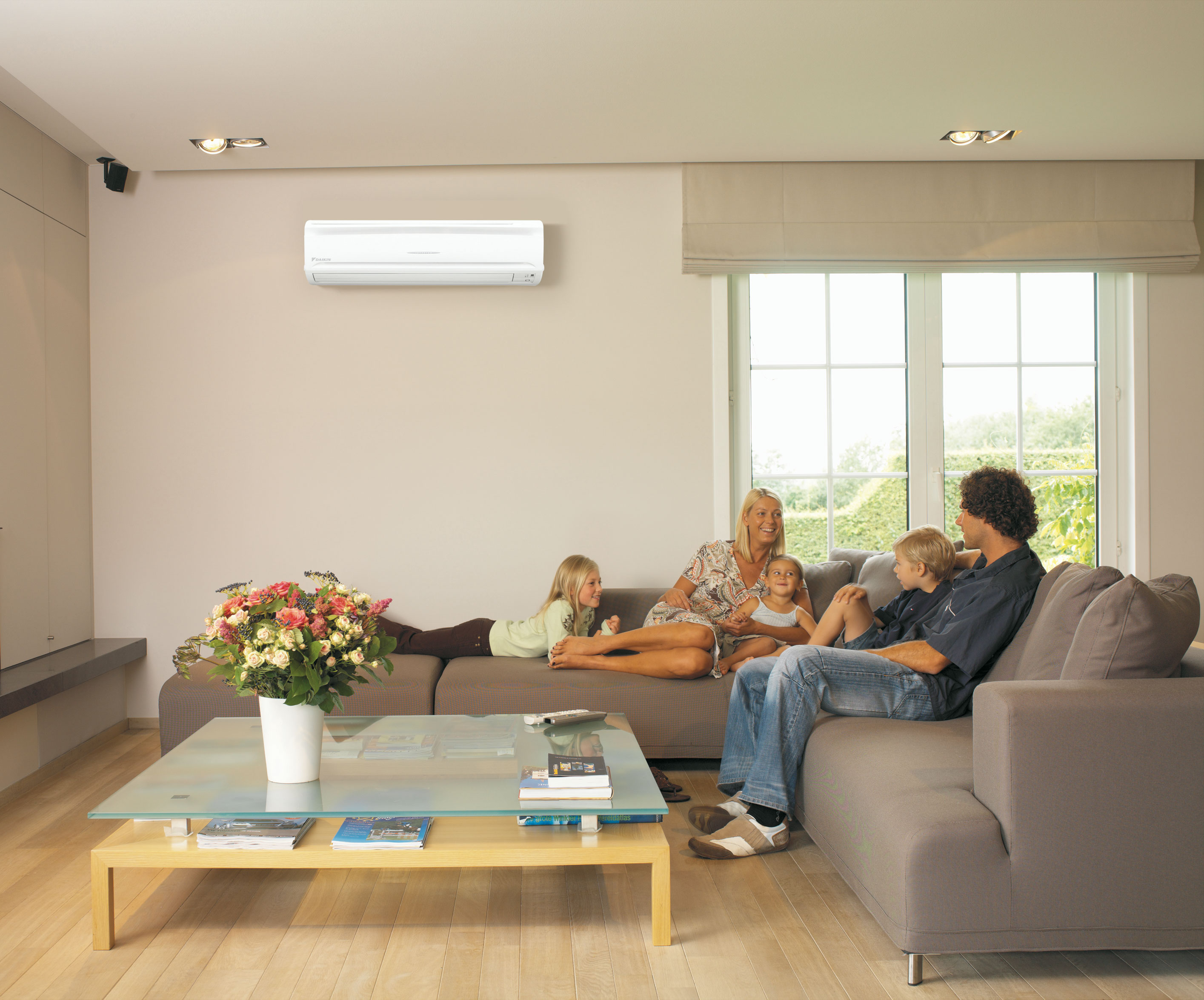 Family Air Conditioner